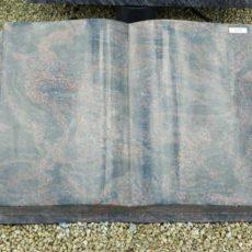 10017 Buch Kastania Form C 60x45x12cm