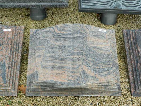 10055 Buch King Blue Form F 50x40x12cm