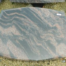 20163 Liegestein Kastania Form L47 60x45x12cm