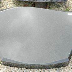 20309 Liegestein Indisch Black Form L45 60x45x12cm