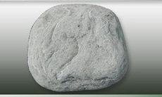 Felsen-Liegesteine / Findlinge