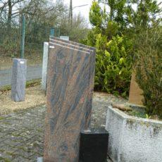 0052 Oberteil Halmstad Form 32 14 40x14x110cm 25x14x30cm 65x25x8cm