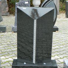 0076 Oberteil Indisch Black Form 29 15 50x14x80cm 65x20x10cm