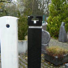 0083 Oberteil Indisch Black Form 1179 30x18x130cm