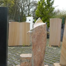 0096 Oberteil Rose Wood Form 1416 33x18x80cm 22x18x22cm 60x25x6cm