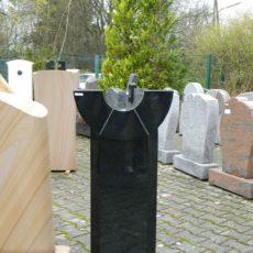 0098 Oberteil Indisch Black Form 55 12 50x14x100cm