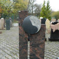 0113 Oberteil Kastania - Indisch Black Form 27 12 20x16x120cm35x16x90cm 70x20x5cm