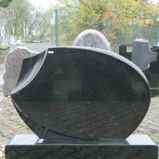 0135 Oberteil Indisch Black Form 11 13 110x14x75cm 120x20x14cm