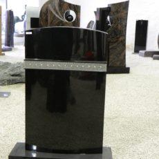 0338 Oberteil Indisch Black Form 32 15 50x14x80cm 65x20x10cm