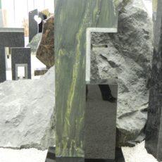 0348 Oberteil Indisch Black Verde Victoria Form 16 16 40x14x110cm 20x14x55cm 50x30x8cm