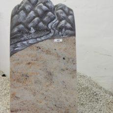 0425 Oberteil Siva Gold Form 152 16 A 35x12x65cm
