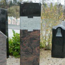SF 0007 Oberteil Kastania Wiskont Weiss Indisch Black Form SF 2010 04 40x16x141cm
