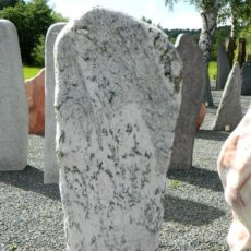 I 105 Felsen Wiskont Weiß Gebrannt 45x17x128cm