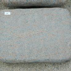 L 397 Liegestein Halmstad Geflammt 60x45x12cm
