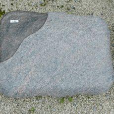 L 424 Liegestein Himalaya Geflammt Poliert Form LF 40 1 60x45x12cm