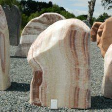 OX 015 Felsen Onyx Poliert 45x17x65cm