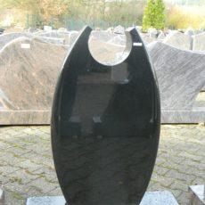 0507 Oberteil Indisch Black Poliert Form AB 16 13 56x14x92cm 85x20x8cm