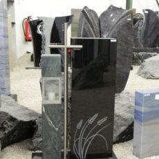0529 Oberteil Indisch Black Dorfer Gruen Poliert Gebuerstet Form AB 16 04 32x14x90cm 14x14x15cm 14x14x43cm 65x25x6cm