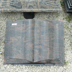 10227 Buch Kastania Form F 50x40x12cm