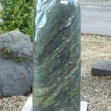 0772 Oberteil Verde Victoria Poliert Form 11 18 Ornament 30x12x75cm