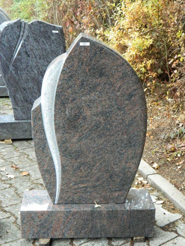 0867 Oberteil Himalaya Form 1339A 50x14x75cm 60x20x14cm