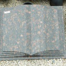 10255 Buch Tan Brown Form F 50x40x12cm