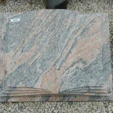 10256 Buch Indisch Juparana Form F 50x40x12cm