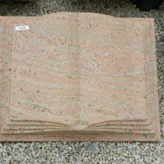 10259 Buch Pink Raw Silk Form F 50x40x12cm