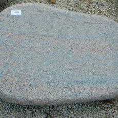 L 493 Liegestein Halmstad Geflammt 60x45x12cm