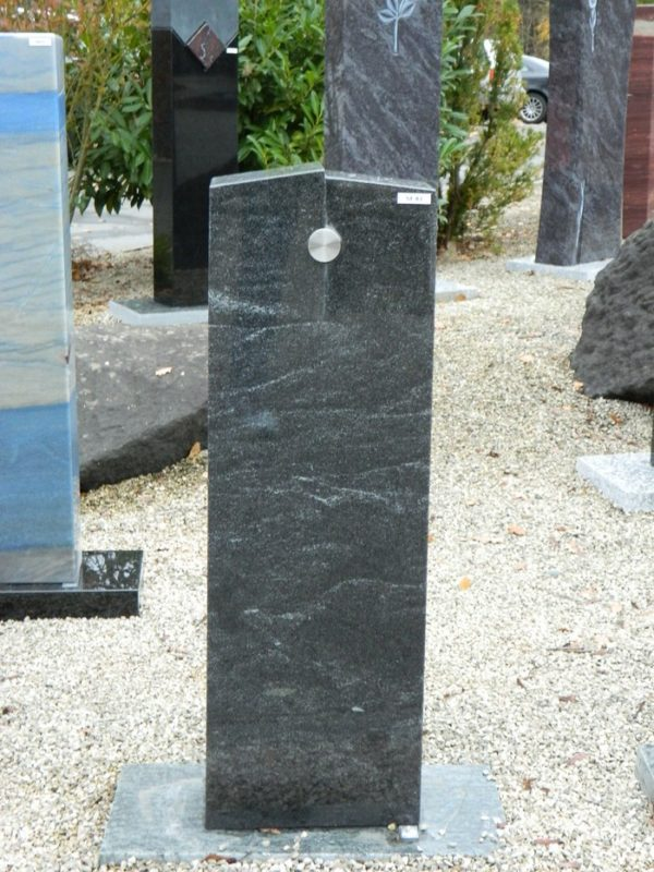 SF 0083 Oberteil Virginia Black Form SF 2010.09 30x12x90cm