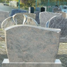 0946 Oberteil Himalaya Form 291 110x14x75cm 120x20x14cm