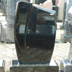 0981 Oberteil Indish Black Form 1428 A 50x14x75cm 60x20x14cm