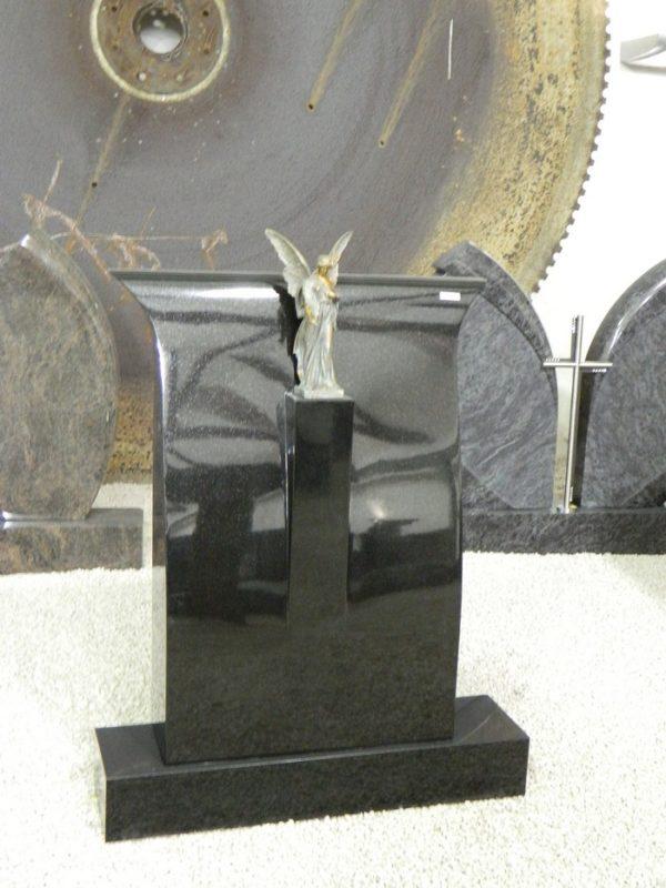 1005 Oberteil Indish Black Form 1308 70x18x85cm 80x20x12cm