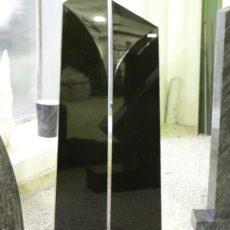 1007 Oberteil Indish Black Form 1302 25x15x130cm 25x15x120cm